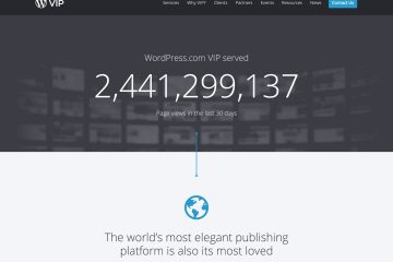 Facts and Statistics for WordPress Hosting